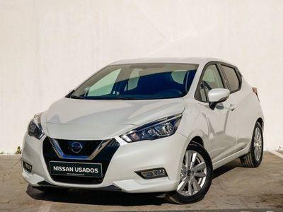 usado Nissan Micra 1.052 kW (70 CV) E6Acenta 2019