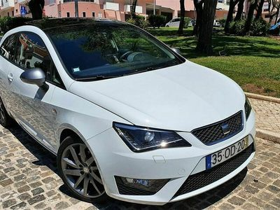 usado Seat Ibiza SC Ibiza 1.6 TDi FR GPS/XENON/TETO PANORÂMICO