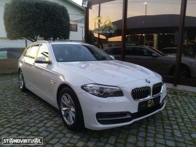 brugt BMW 520 Luxury