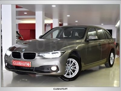 usado BMW 318 D TOURING ADVANTAGE AUTO