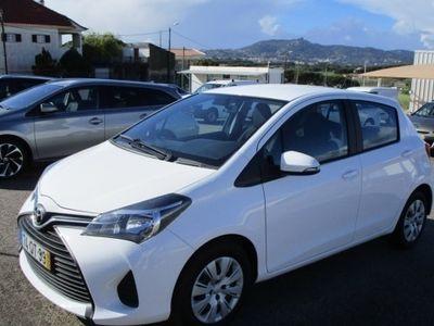 used Toyota Yaris 1.4 D4D Active+AC, 90cv