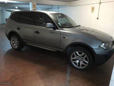 usado BMW X3 2.0d 150cv