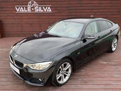 usado BMW 420 2.0 diesel 190 cv Full extras Pack M Sport