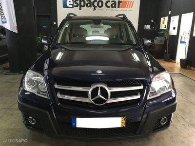 usado Mercedes GLK220 ClasseCDi 4-Matic BE (170cv) (5p)