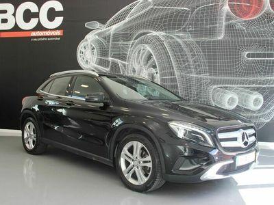 usado Mercedes GLA220 CDI 4-MATIC URBAN AUTO