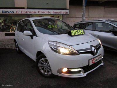 usado Renault Scénic Diesel 1.5 dCi 110cv