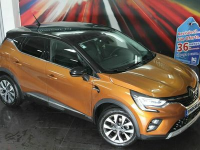 usado Renault Captur 1.0 TCe Exclusive | GPS | LED