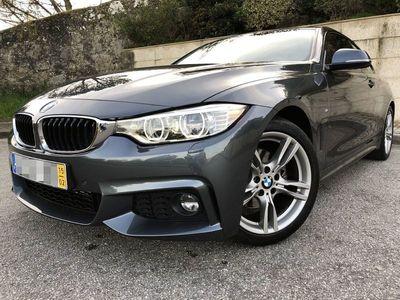 usado BMW 420 Coupé Pack M Auto