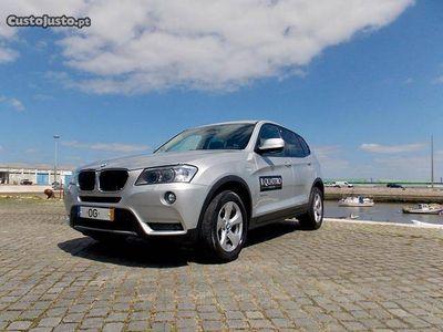 brugt BMW X3 2.0 DA X_drive
