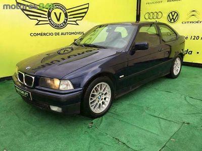 usado BMW 318 Compact Série 3 TDS