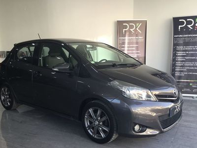 usado Toyota Yaris 1.4 D-4D Sport (90cv) (5p)