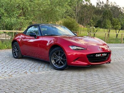 usado Mazda MX5 MZR 1.5 SKY-GT M Excellente Navi