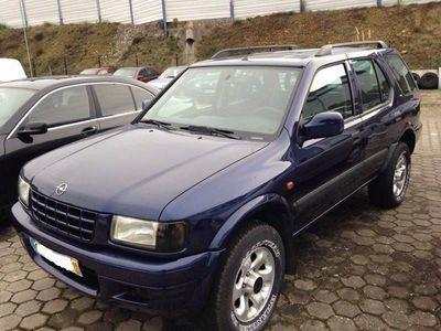 usado Opel Frontera 2.2DTI LTD EXECUTIVE