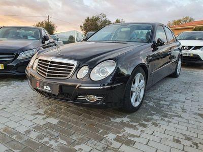 usado Mercedes E320 CDI Avantgarde - Nacional
