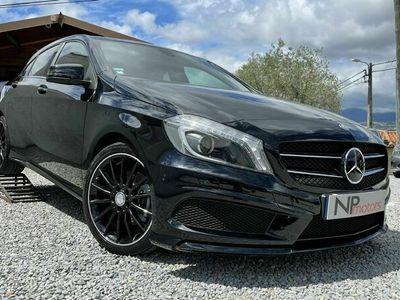 usado Mercedes A180 AMG Line