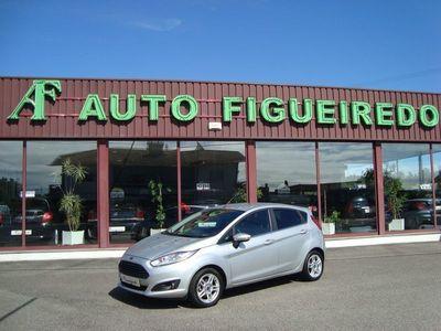 usado Ford Fiesta 1.0 Ti-VCT Titanium 80cv 5p