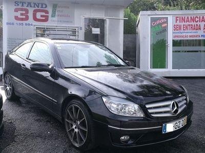usado Mercedes CLC220 ClasseCDi (150cv) (3p)
