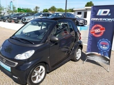used Smart ForTwo Coupé 1.0 mhd passion 71 softouch