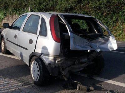gebraucht Opel Corsa C 1.7 dti