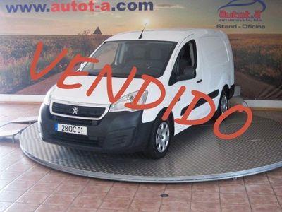 usado Peugeot Partner 1.6 HDI OFFICE LONGA