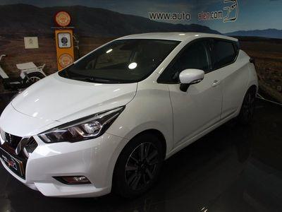 usado Nissan Micra 1.5 Dci Tekna C- Gps Nacional