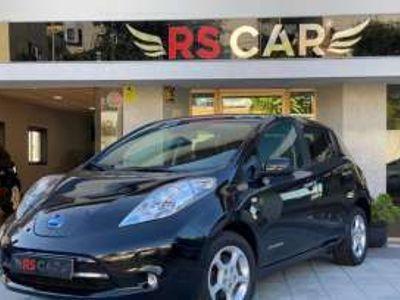 usado Nissan Leaf Electrico