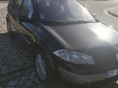 usado Renault Mégane BRAKE 1.9DCI 120CVS