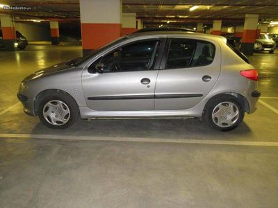 brugt Peugeot 206 1.1