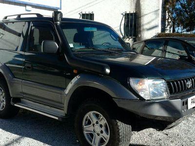 usado Toyota Land Cruiser 3.0td