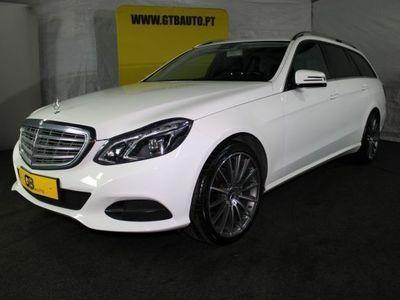 usado Mercedes E220 BlueTEC Edition LED