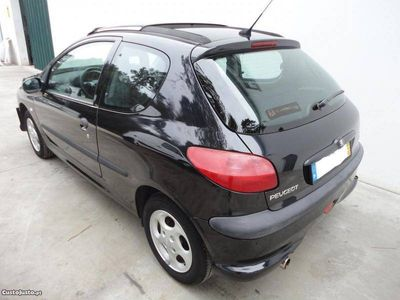 usado Peugeot 206 1.4I Sinistrado -