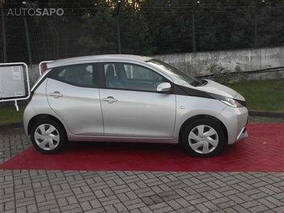 usado Toyota Aygo 1.0 X-Play+AC+X-Touch