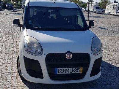 gebraucht Fiat Doblò 1.3 Multijet 95 CV