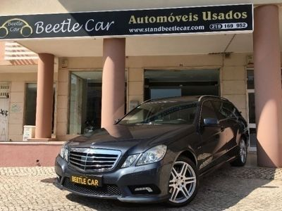 gebraucht Mercedes E350 Cdi Station AMG 7 Lugares