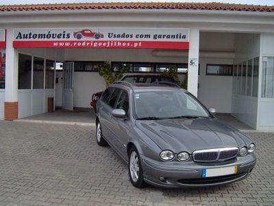 usado Jaguar X-type 2.0 D EXCLUSIVE ESTATE 130 CV
