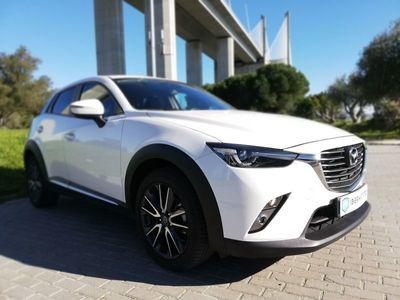usado Mazda CX-3 1.5 Sky Diesel Excellence Navi