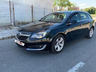 usado Opel Insignia ---