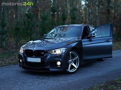 usado BMW 320 Série 3 d xDrive Auto Pack M