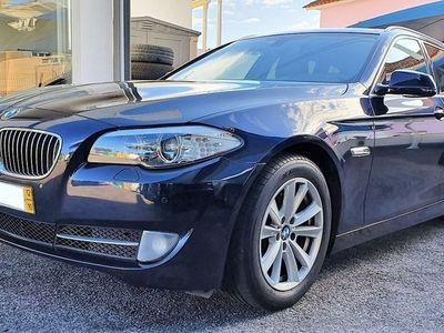 usado BMW 520 d Touring Aut. Teto Panoramico