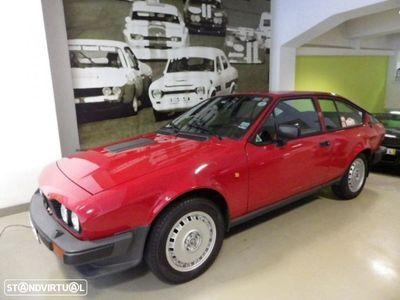 gebraucht Alfa Romeo Alfa 6 Alfetta GTV