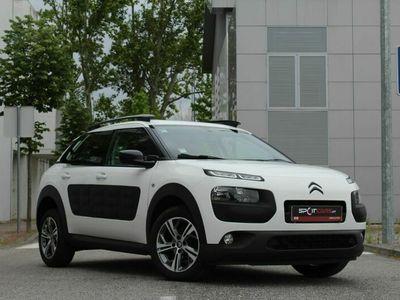 usado Citroën C4 Cactus PureTech Shine