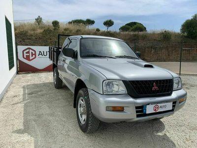 usado Mitsubishi L200 Club cab 4x4