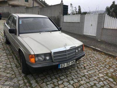 usado Mercedes 190 1.9
