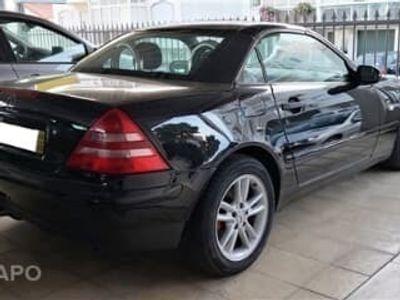 usado Mercedes SLK200 Classe(136cv) (2p)