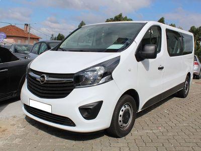 usado Opel Vivaro 1.6 CDTI Bi-Turbo L2H1 9L