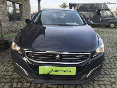 usado Peugeot 508 508SW 1.6 HDI 120CV