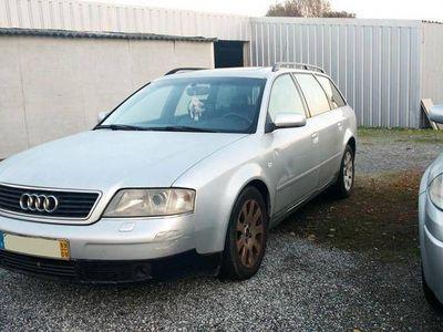 brugt Audi A6 AVANT 2.5TDI Cx 6v