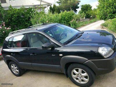 usado Hyundai Tucson 4X4