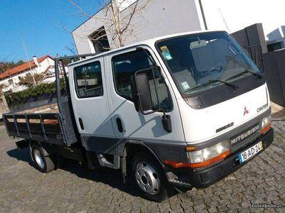 usado Mitsubishi Canter 3.0 DID Turbo