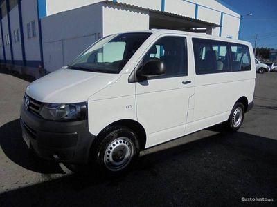 usado VW Transporter 2.0TDI Combi 114cv